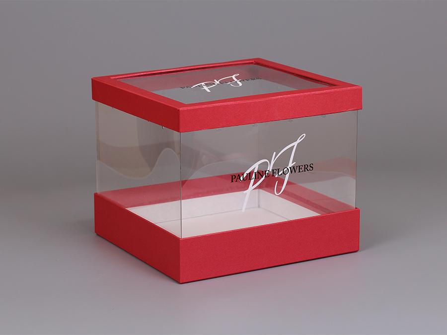 Каталог » Коробки для цветов Коробки с логотипом 98