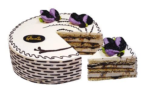 Торт из чернослива от палача фото