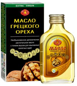 "Масло ""Golden Kings"" грецкого ореха, 0.1л"