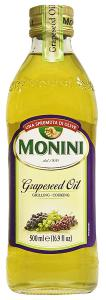 "Масло ""Monini"" Grapeseed Oil виноградное, 0.5л"