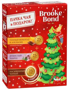 "Набор чайный ""Brooke Bond"" Chocolate Orange, 120г"