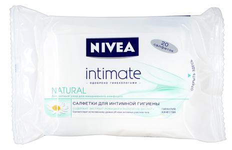 nivea гель для интимной гигиены