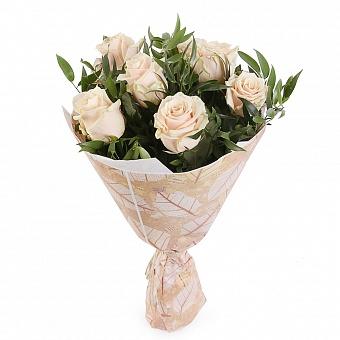 Букет цветов до 1000 рублей 9
