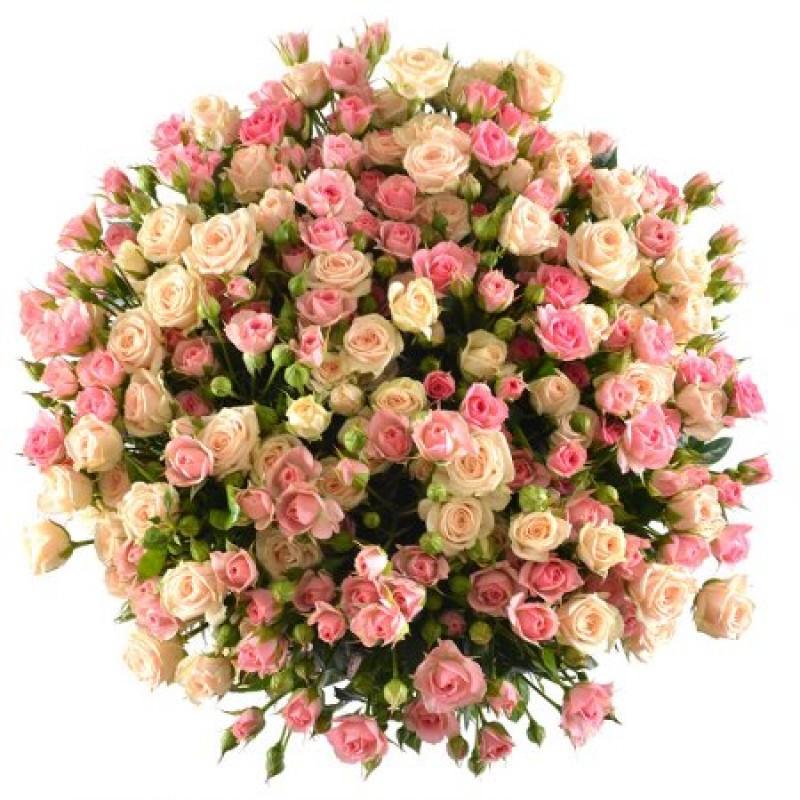 Букета для, букет из кустовых цветов