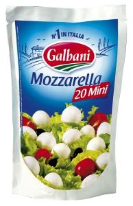 "Сыр ""Galbani"" Mozzarella Mini 45%, 150г"