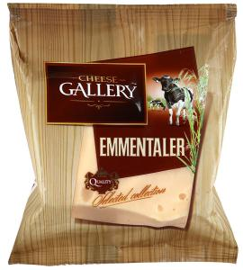 "Сыр ""Cheese Gallery"" Эмменталер 45%, 250г"