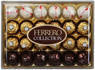"Набор конфет ""Ferrero"" Collection, 269г"