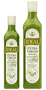 "Масло ""Ideal"" Extra Virgin оливковое, 0.25л"