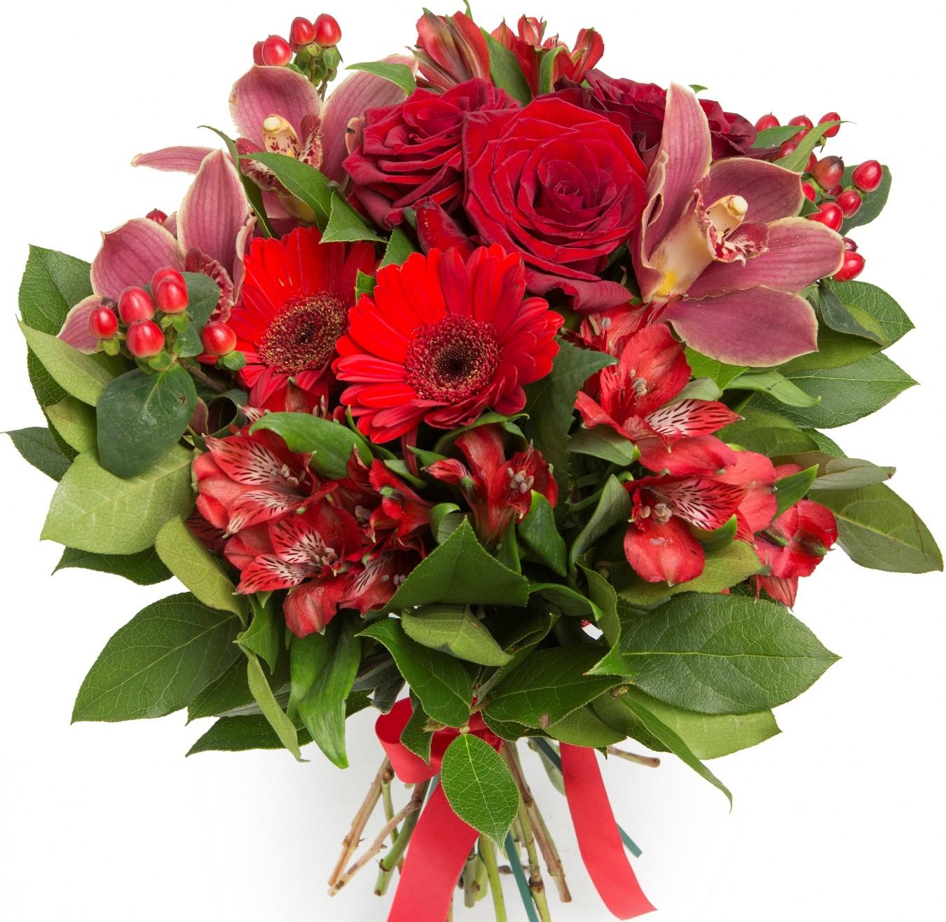 Купить цветы в Казани: доставка букетов круглосуточно 72