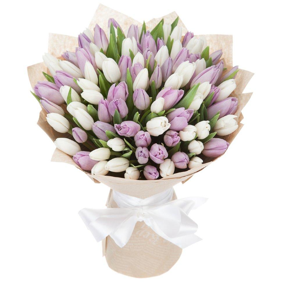 букеты тюльпанов картинки