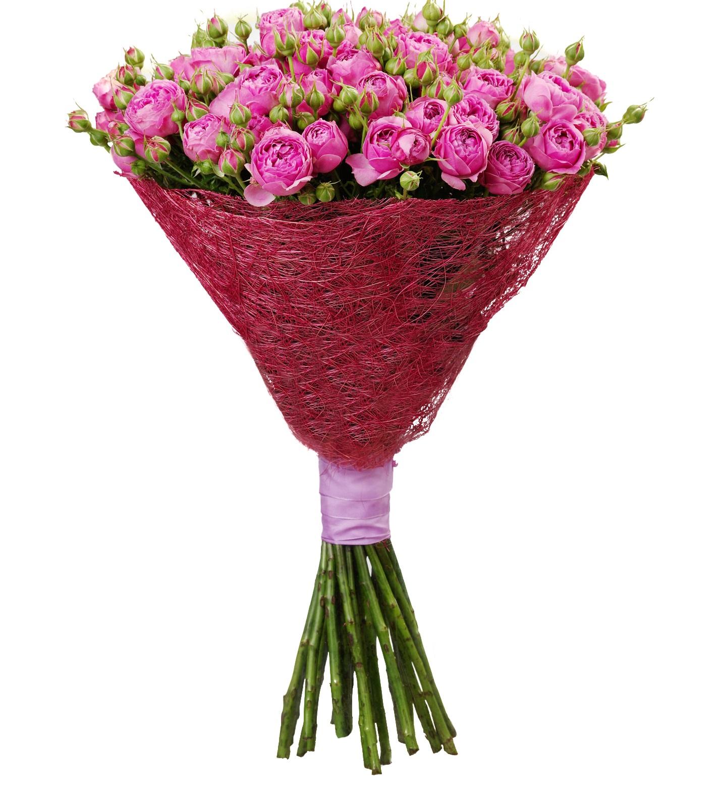 Премиум букеты цветов фото