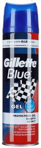 "Гель для бритья Gillette Blue ""Защита"" , 200 мл."