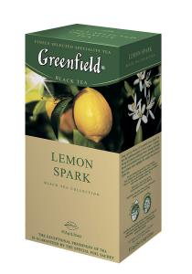 "Чай черный ""Greenfield"" Lemon Spark, 25шт"