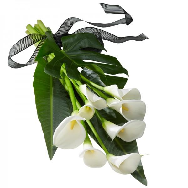Какие цветы несут на похороны