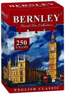 "Чай черный ""Bernley"" English Classic, 250г"