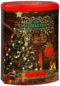 "Чай черный ""Ahmad Tea"" English Afternoon с бергамотом, 100г"