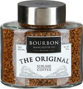 "Кофе ""Bourbon"" The Original растворимый, 100г"
