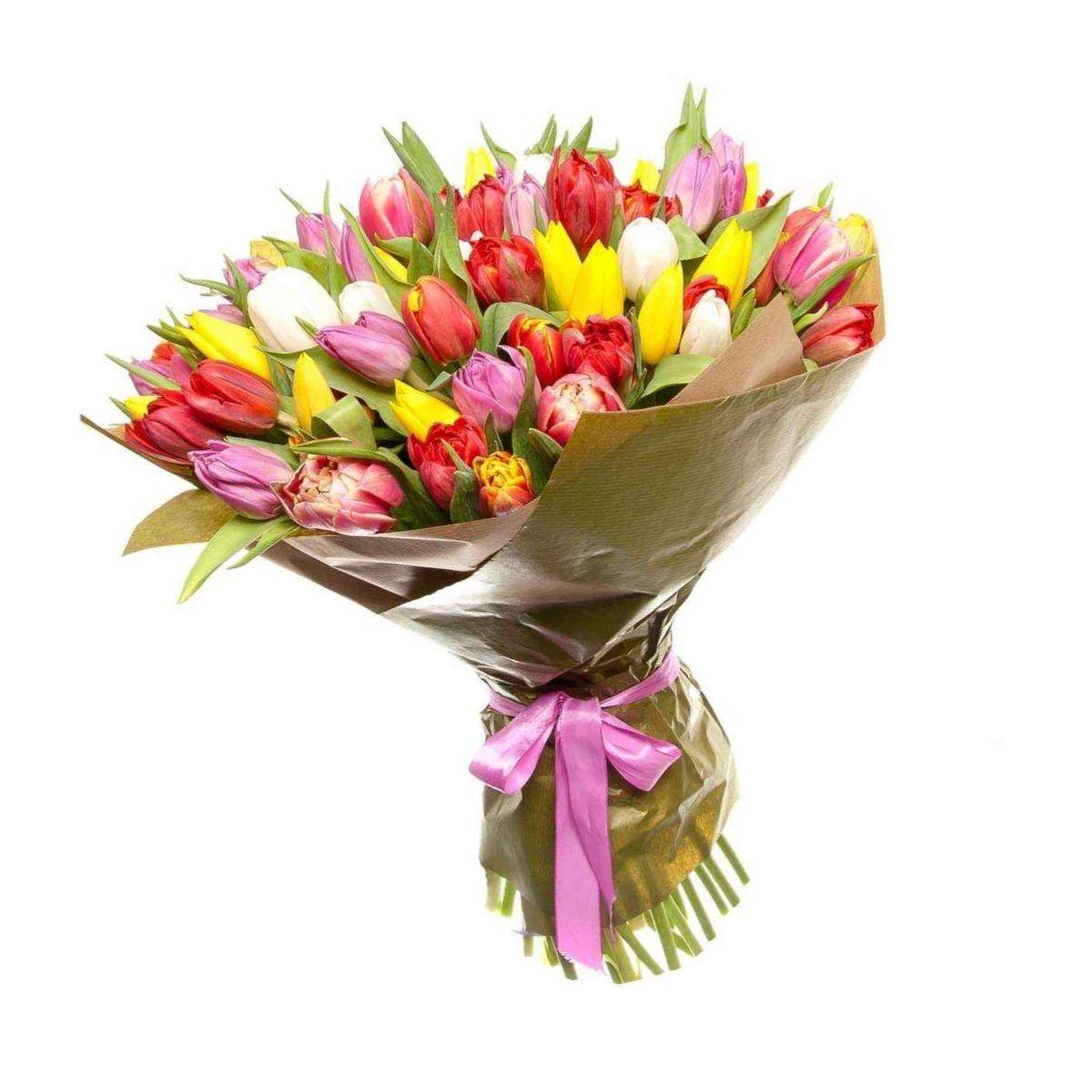 Букет цветов на 8 марта настеньки, цветов