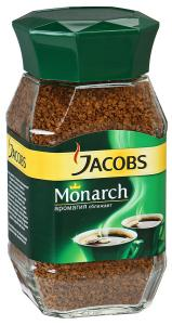 "Кофе ""Jacobs"" Monarch растворимый сублимированный, 190г"